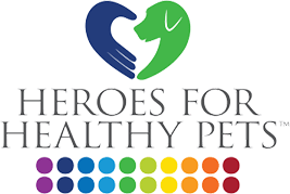 Heros for Healthy Pets Logo